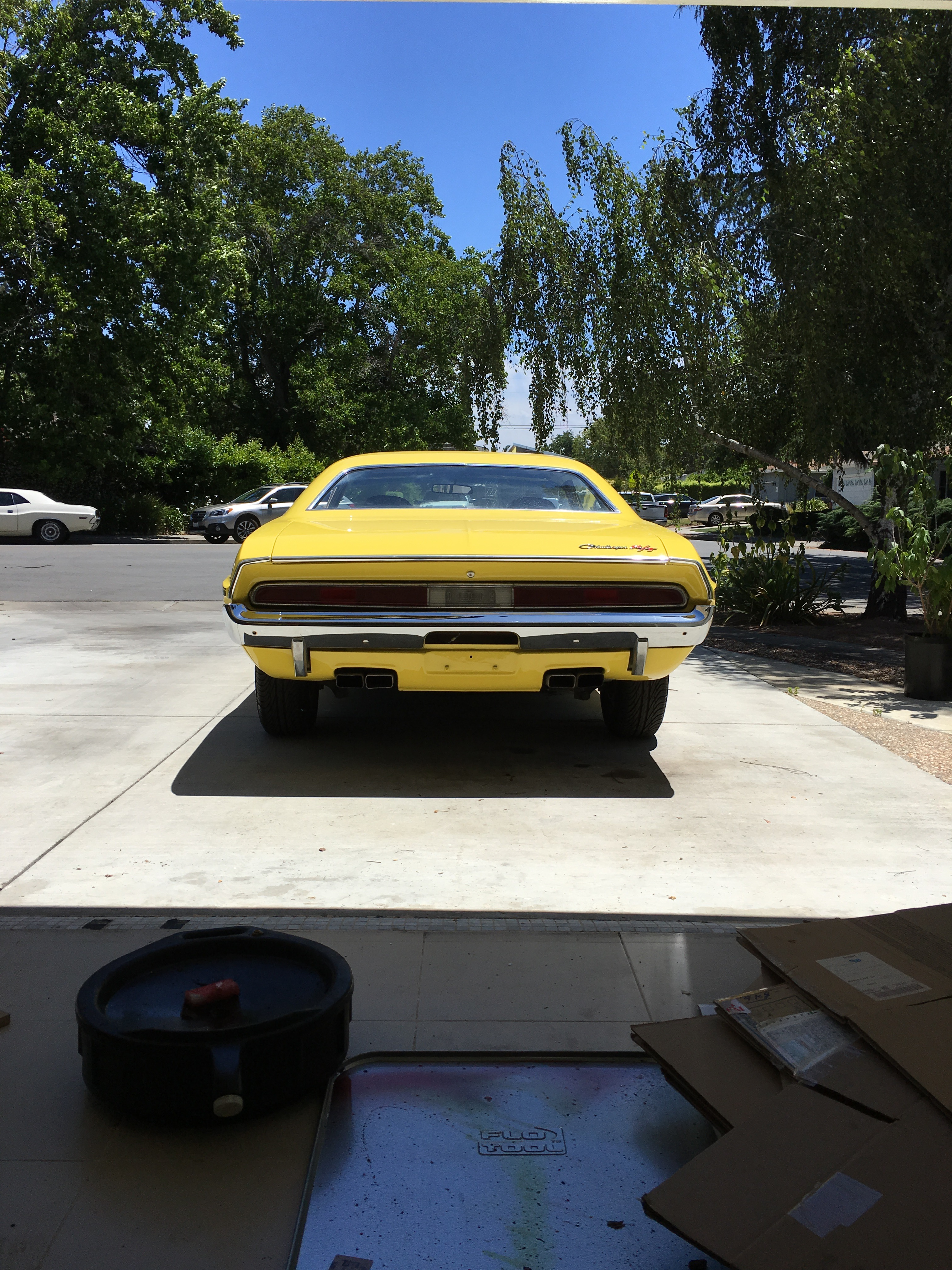1970 Dodge Charger Rt: 1970 Dodge Challenger R/T 383 Magnum
